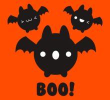 Halloween Adorable Kawaii Bat Kids Tee