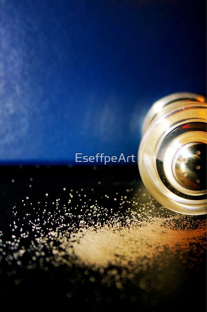 Blue Pepper by EseffpeArt