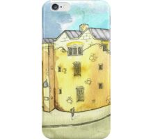 Proposed scheme for The Watergate, Southampton iPhone Case/Skin