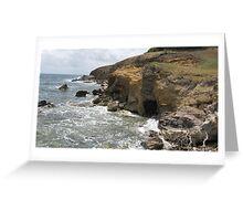 Lucian Atlantic Coast Greeting Card