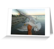 Reach Out Greeting Card