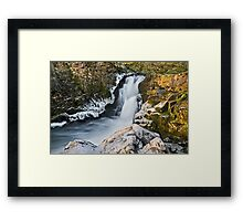 Skelwith Force, Cumbria Framed Print