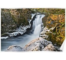 Skelwith Force, Cumbria Poster