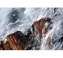 Overflowing Photographic Print