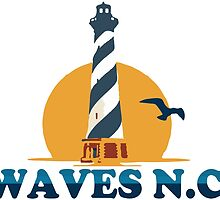 Waves - OBX. by ishore1