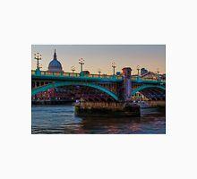 Southwark Bridge, London, England Unisex T-Shirt