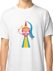 Fairy with magic wand Classic T-Shirt
