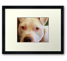 The Soul Framed Print