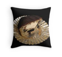 Cookies n Cream Cupcake Throw Pillow