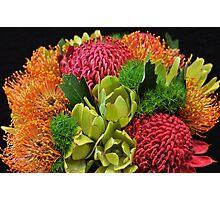 bouquet Photographic Print