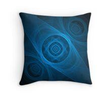 Inner Light 2 -- Soul Portals Throw Pillow