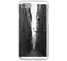 Streets of Alfama iPhone Case/Skin