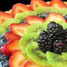 Grand Fruit Tart by tali