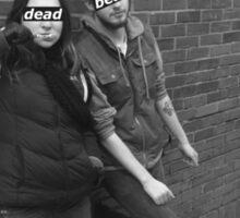 DEAD BEAT @ 49th STREET Sticker