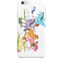 Little Ponies - My Little Pony iPhone Case/Skin