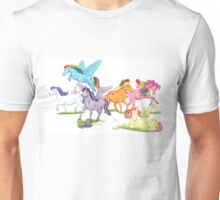 Little Ponies - My Little Pony Unisex T-Shirt