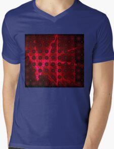 ©NLE Energy Cells Mens V-Neck T-Shirt
