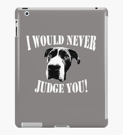Pit bull love (option 2) iPad Case/Skin