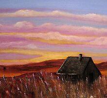 Montana Past by cruserart