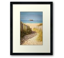 Off the Beaten Path... Framed Print