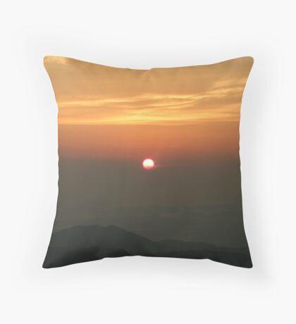 Craggy  Throw Pillow