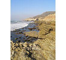 The Cliffs Photographic Print