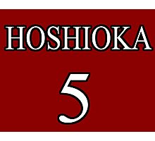 Hoshioka anime sports team Photographic Print