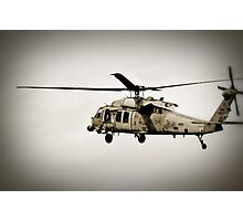 UH-60 Pavehawk Photographic Print