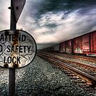 Safety Lock by Ben Pacificar