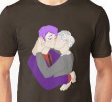 Cute Nerd Kiss Unisex T-Shirt