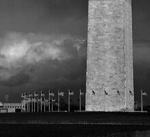 Passing Storm by WMederski