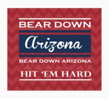 Bear Down Arizona! by jaylajones