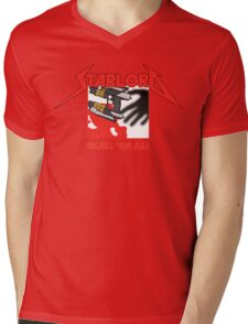 Quill 'em All Mens V-Neck T-Shirt