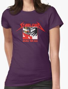 Quill 'em All Womens Fitted T-Shirt