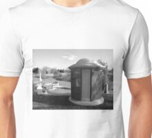 Tardis Tomb Unisex T-Shirt