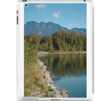 Skyhomish River in Washington State iPad Case/Skin