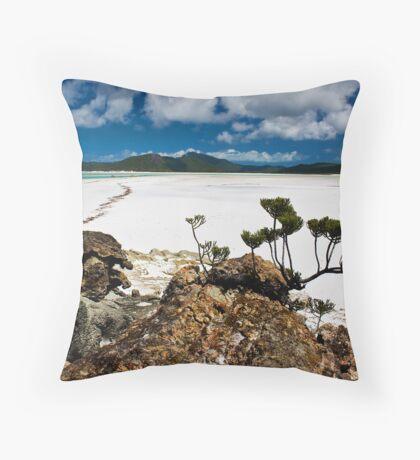 Hill Inlet Throw Pillow