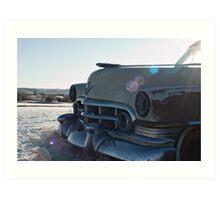 1950 Cadillac Art Print