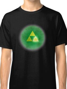 Triforce of Courage Classic T-Shirt