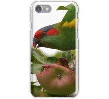 Peaceful Life iPhone Case/Skin