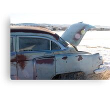 1950 Cadillac Metal Print
