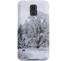 Snowy Pasture Samsung Galaxy Case/Skin