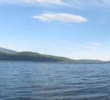 Priest Lake by Jeff Kalles