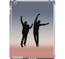 A manly sunset iPad Case/Skin