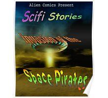 Alien Comics Present Poster