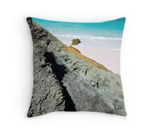 Born from Fire Throw Pillow