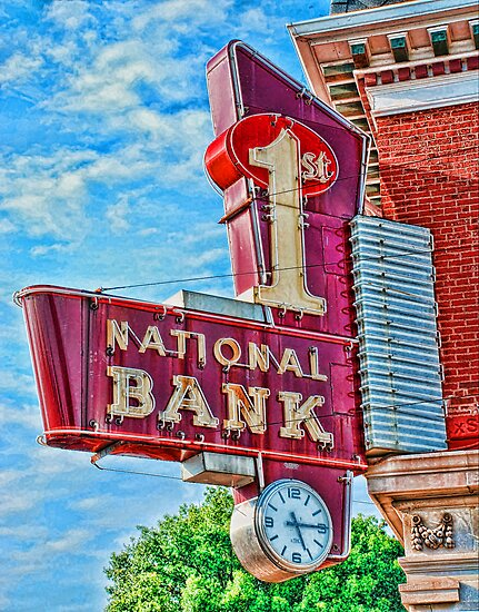 First National In Carlyle IL by connie3107