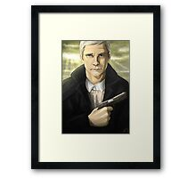 John Watson: An Unexpected Journey Framed Print