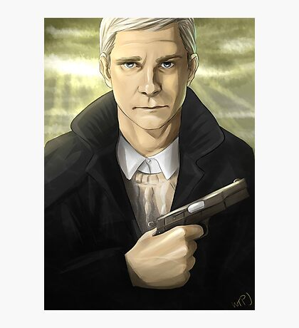 John Watson: An Unexpected Journey Photographic Print