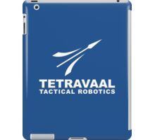 TETRAVAAL TACTICAL ROBOTICS iPad Case/Skin